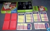 Board games - Racko - Racko