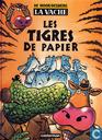 Strips - Volle melk - Les tigres de papier