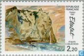 Postage Stamps - France [FRA] - Étretat