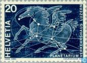 Postage Stamps - Switzerland [CHE] - Opening planetarium