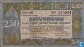 Billets de banque - Zilverbon Nederland - 2.5 1918 florins néerlandais