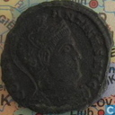 Coins - Roman Empire - Roman Empire Ticinum AE3 Kleinfollis of Emperor Constantine the Great 319