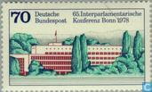 Postage Stamps - Germany, Federal Republic [DEU] - Interparliamentary Conference