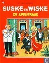 Comic Books - Willy and Wanda - De apekermis
