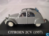Model cars - Altaya - Citroën 2CV