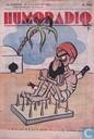 Comic Books - Humoradio (tijdschrift) - Nummer  1