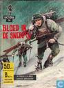 Bloed in de sneeuw