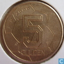 "Pays Bas 5 gulden 2000 ""European Football Championship 2000"""