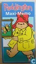Spellen - Memo (memory) - Paddington Maxi Memo