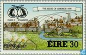 Timbres-poste - Irlande - William-guerre