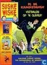 Strips - Suske en Wiske weekblad (tijdschrift) - 1998 nummer  24
