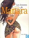 Strips - Femmes de ..., Les - Les femmes de Manara