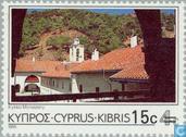 Postzegels - Cyprus [CYP] - Toerisme - opdruk