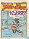 Comic Books - Minitoe  (tijdschrift) - 1989 nummer  17