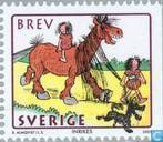 Postage Stamps - Sweden [SWE] - Year of the horse