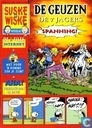 Strips - Suske en Wiske weekblad (tijdschrift) - 1999 nummer  18