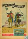 Strips - Floris, de dolende ridder - De zeven schilden