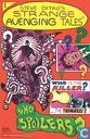 Comic Books - Steve Ditko's Strange Avenging Tales - Steve Ditko's Strange Avenging Tales