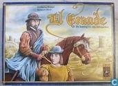 Jeux de société - El Grande - El Grande