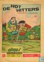 Comic Books - Hot Hitters, De - De Hot Hitters maken lawaai