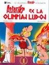 Bandes dessinées - Astérix - Asteriks ce la Olimpiaj Ludoj
