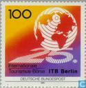 Postage Stamps - Germany, Federal Republic [DEU] - Berlin International Tourism Exhibition