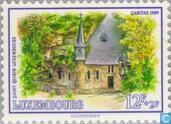 Restored chapel
