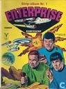 Comic Books - Star Trek - Ruimteschip Enterprise Strip-album 1