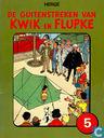 Strips - Quick en Flupke - De guitenstreken van Kwik en Flupke 5