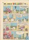 Bandes dessinées - Minitoe  (tijdschrift) - 1989 nummer  21