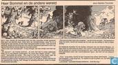 Comic Books - Bumble and Tom Puss - Heer Bommel en de andere wereld