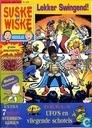Strips - Suske en Wiske weekblad (tijdschrift) - 1996 nummer  52