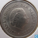 Coins - the Netherlands - Netherlands 25 cents 1967