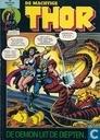 Bandes dessinées - Thor [Marvel] - De demon uit de diepten...!