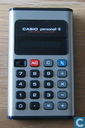 Outils de calcul - Casio - Casio Personal-8