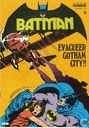 Comics - Batman - Evacueer Gotham City!!
