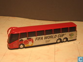 Modelauto's  - Onbekend - FIFA World-cup Coca-Cola tourbus