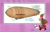 "Comic Books - Kuifjesbon producten - Chromo's ""Luchtschepen"" 53"