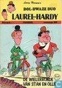 Comic Books - Laurel and Hardy - vreugdevuur