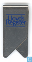 Most valuable item - Lloyd's Register