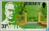 Timbres-poste - Jersey - Memorial