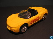 Model cars - Edocar/Maisto - Opel Speedster 'Coca-Cola'