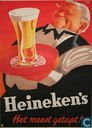 Poster - Food / beverages / tobacco - Heineken's