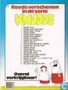 Bandes dessinées - Knudde - De jeugd van Jaap en Dirk