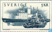 Le transport maritime suédois