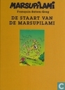 Comic Books - Marsupilami - De staart van de Marsupilami