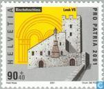 Postzegels - Zwitserland [CHE] - Cultuurgeschiedenis