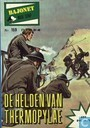Comic Books - Bajonet - De helden van Thermopylae
