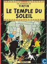 Strips - Kuifje - Le Temple du Soleil