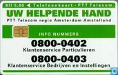 PTT Telecom Info nummers